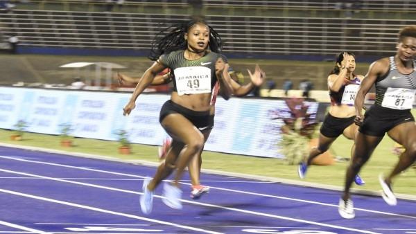 Elaine Thompson Returns To Winning Ways At Jamaica Invitational