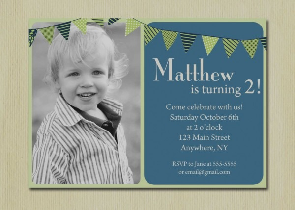 Great Of 3rd Birthday Invitation Wording Boy 3 Years Old