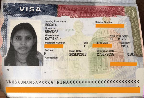 Usa Visa Tips For Filipinos
