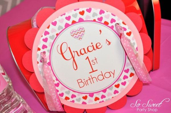 Valentine Birthday Invitations – Valentine's Day Invitations