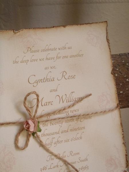Vintage, Blush Pink Rose, Romantic, Shabby, Rustic, Victorian
