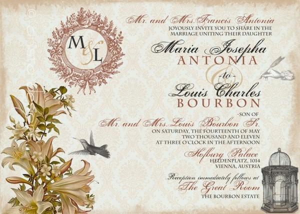 Tips To Make An Unforgettable Wedding Invitation Wording