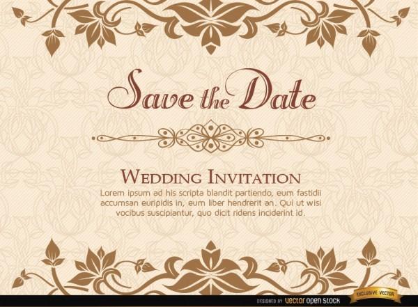 Luxury 5 Sample Wedding E Invites Free