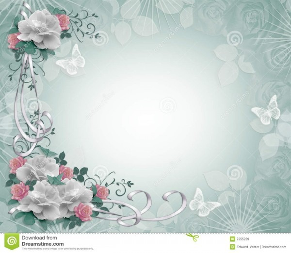 Wedding Invitation Background Free Download 5 » Background Check All