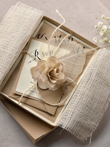 Download Wedding Invitation Boxes Corners