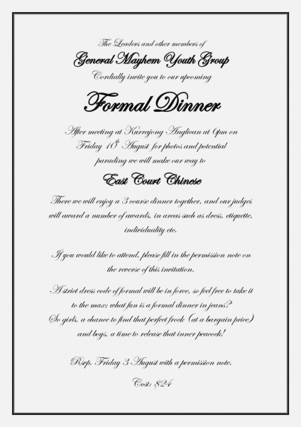 Wedding Invitation Ettiquette Wording Of Wedding Invitations