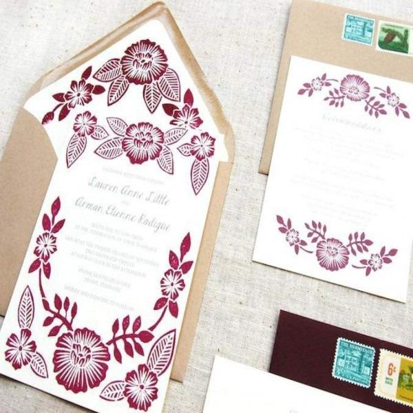 Wedding Invitation Printers For Invitations Neck Crick Within