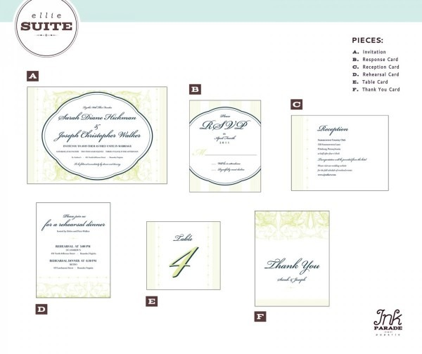 Wedding Invitation Sizes Wedding Invitation Sizes Wedding