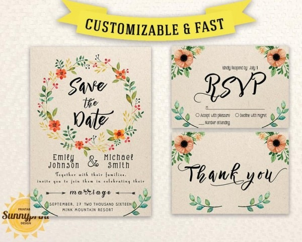 Best Ideas About Save The Date Templates On Save Unique Save The