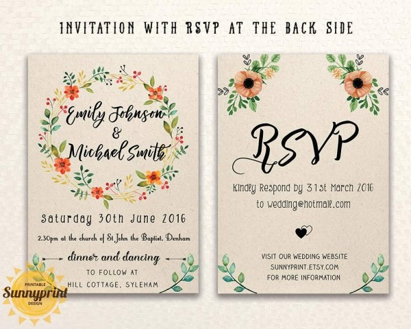 Electronic Invite Free