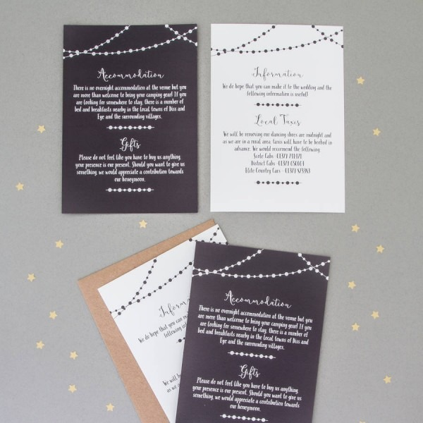 Wedding Invitations And Rsvp
