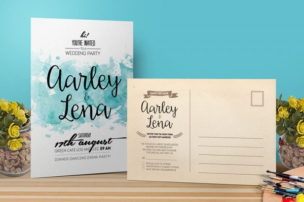 Invitations Wedding Design Inspiration