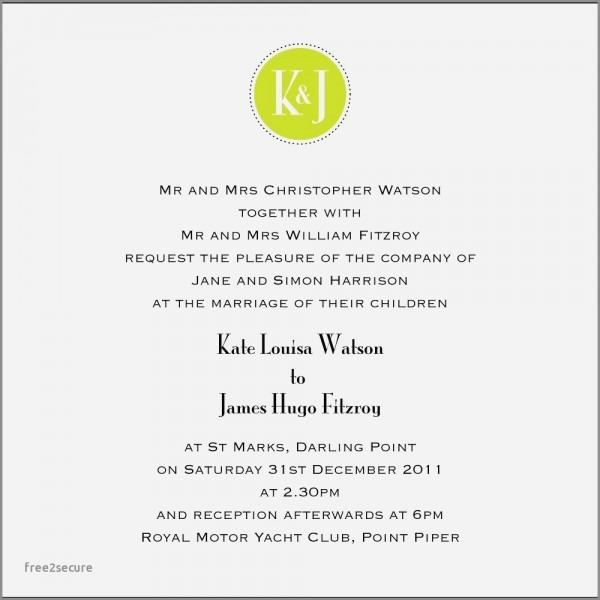 Wedding Reception Invitation Wording From Bride And Groom Fresh