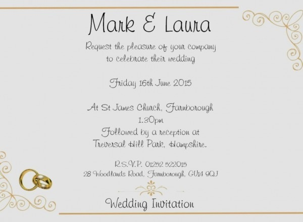 Wedding Reception Invitation Wording In Marathi Evening  Emejing