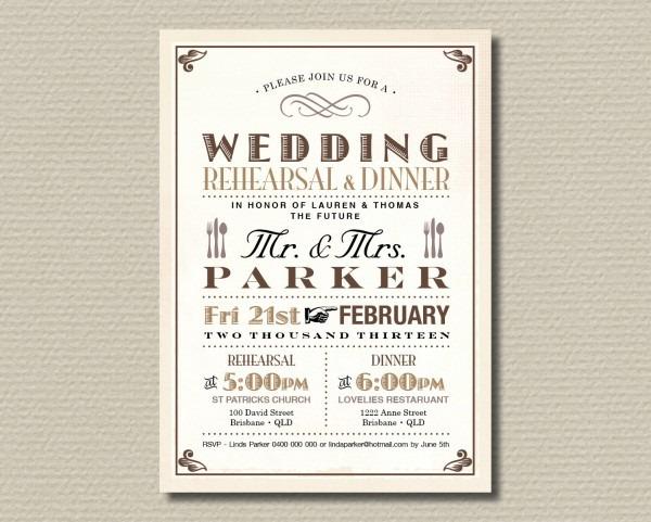 Wedding Rehearsal Invitations Wedding Rehearsal Invitations By
