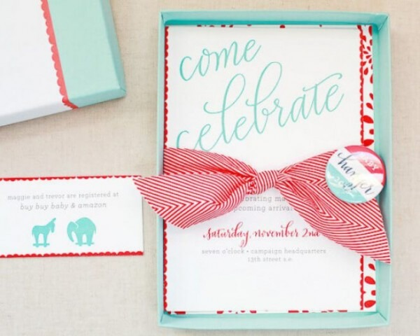 When To Send Out Baby Shower Invites When To Send Out Baby Shower