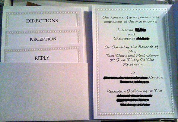 Wilton Wedding Invitation Kits Wilton Wedding Invitation Kits And