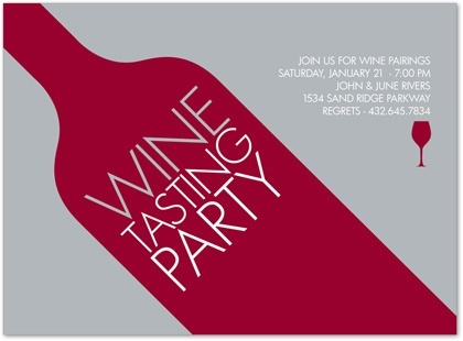 Wine Tasting Party Invitation Lovely Wine Party Invitation