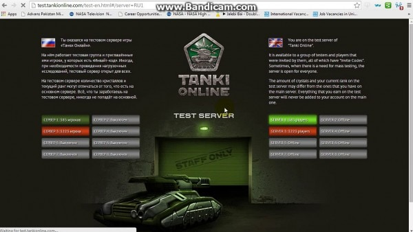Tanki Online Test Server Invite Code 100  Working!!!! 2015