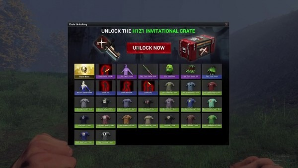 H1z1 Invitational Crate Opening! Purple! 20 Crates!