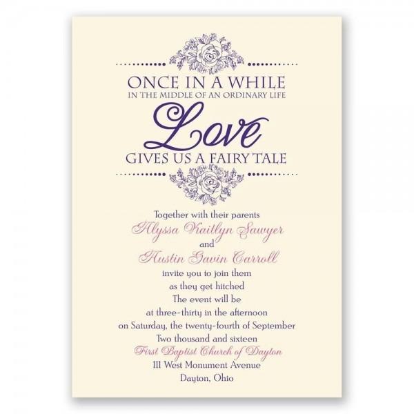 10 Decorating Ideas Romantic Wedding Invitation Wording For 2018