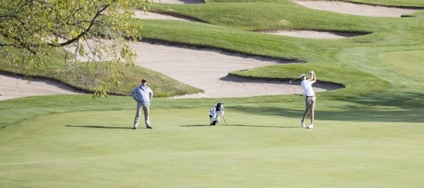 Badgers Go Low On Final Day Of Hootie Invitational