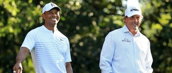 Woods, Mickelson, Johnson Commit To 2018 Bridgestone Invitational