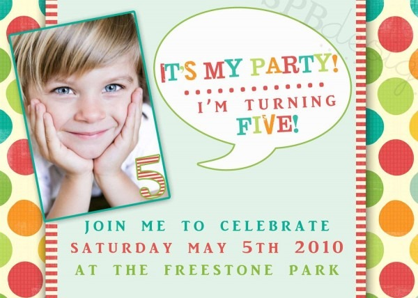 Birthday Invitation Wording For 1 Year Old Boy