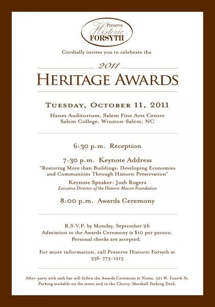 Award Ceremony Invitation Templates Printable