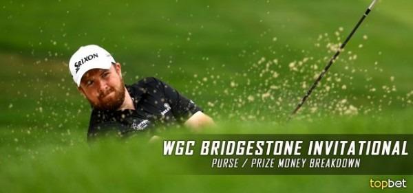 2016 Bridgestone Invitational Purse & Prize Money Breakdown
