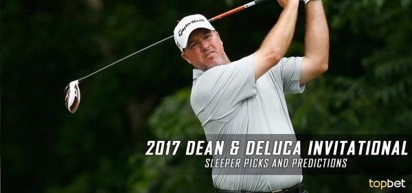 2017 Dean & Deluca Invitational Sleeper Picks & Predictions
