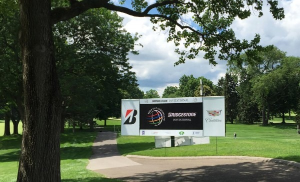 Tickets For Senior Players Championship — Akron's Replacement For