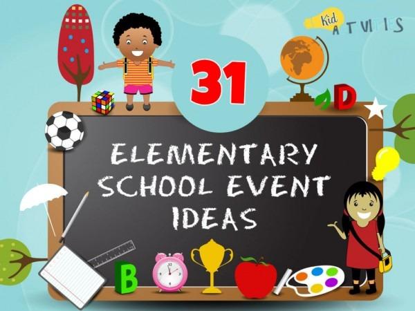 31 Elementary School Event Ideas [family Fun Event Ideas]
