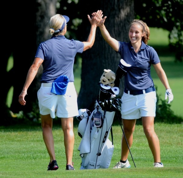 Women's Golf Dominates Nittany Lion Invitational