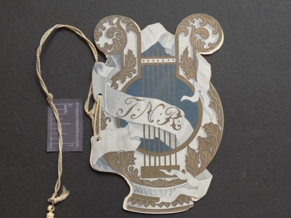 1898 Tnr Invitation