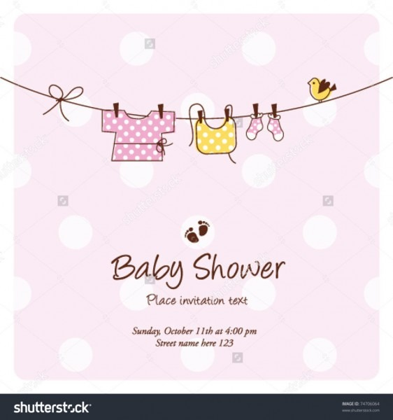 90 Placement Baby Naming Ceremony Invitation Card Template Free In