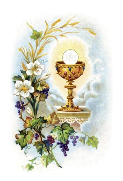 Catholic First Communion Invitations