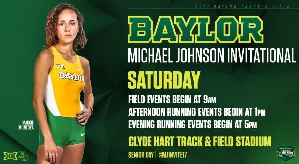 Track & Field Hosts Michael Johnson Invitational