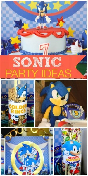 Sonic The Hedgehog   Birthday  Sonic Zoom!
