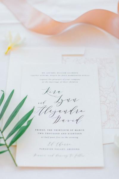Alejandro + Kira Arizona Outdoor Wedding, El Chorro Wedding, El