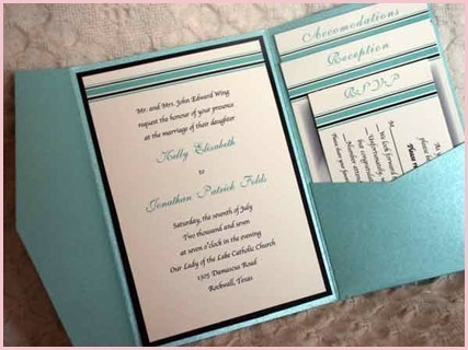 Affordable Pocket Wedding Invitations Cheep Best Of Cheap