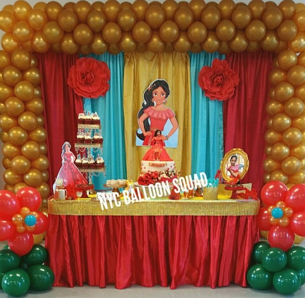 Princess Elena Of Avalor Birthday, Baby Shower, Princess Elena