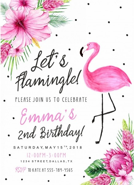 Finding Your Perfect Baby Girl First Birthday Invitation Poems