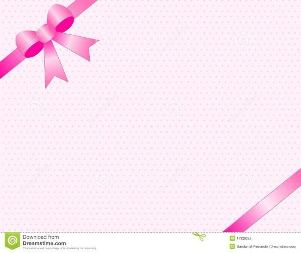 Baby Girl Invitation Stock Vector  Illustration Of Clipart