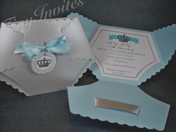 Elegant Homemade Invitations For Baby Shower Custom Listing For Ab