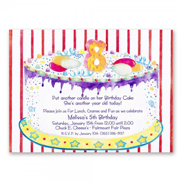 90+ Birthday Invitations 6 Year Old Boy