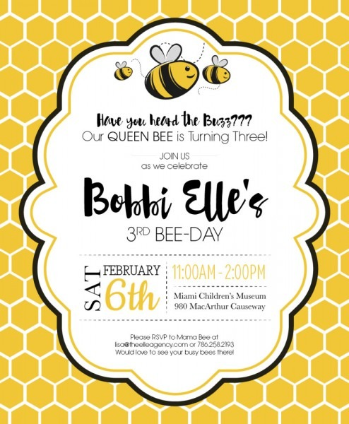 Bobbi Elle's Bee
