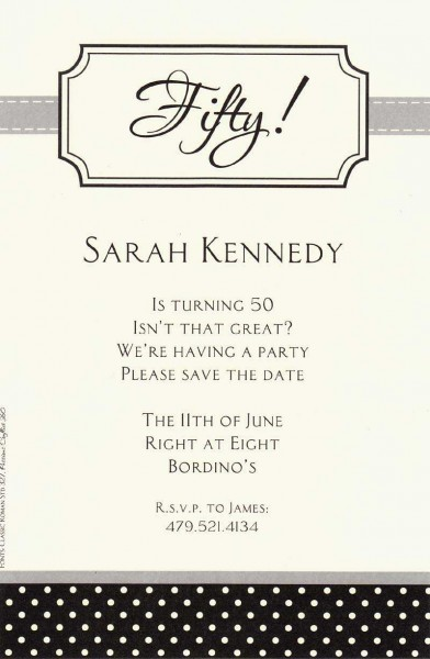 Birthday Invite Wording With Stylish Ornaments To Beautify Your