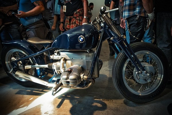 The Brooklyn Invitational Motorcycle Show