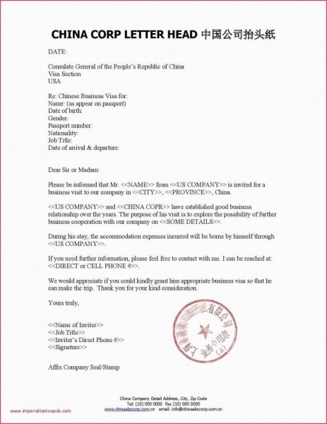 Business Letter Of Invitation To Uk Template Fresh Letter